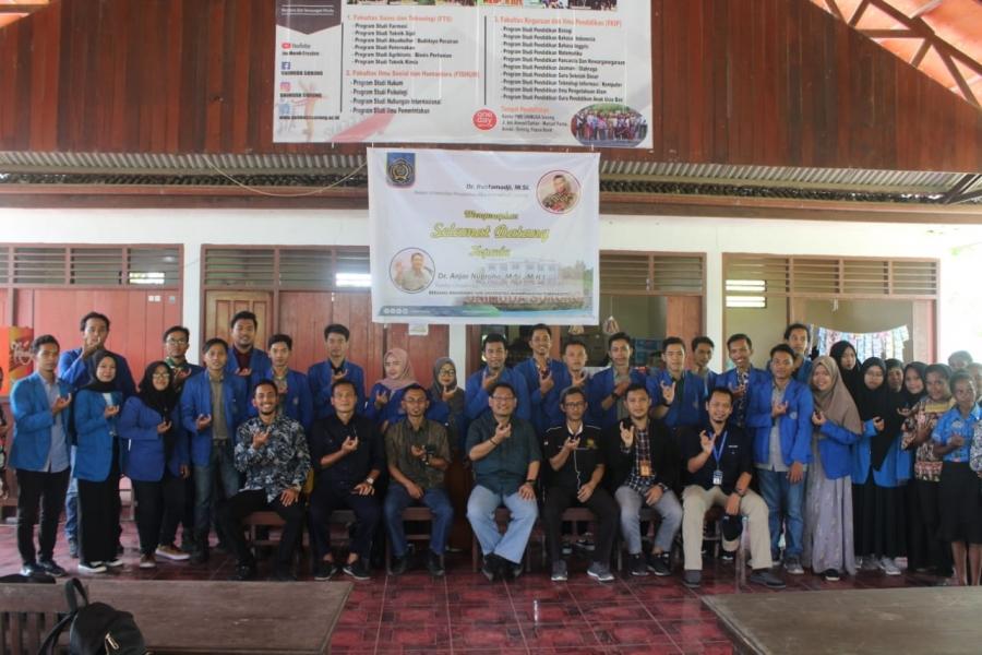 Selaku Tuan Rumah, UNIMUDA Sorong Fasilitasi Pelaksanaan KKN 3T UM Purwokerto dan UM Sorong